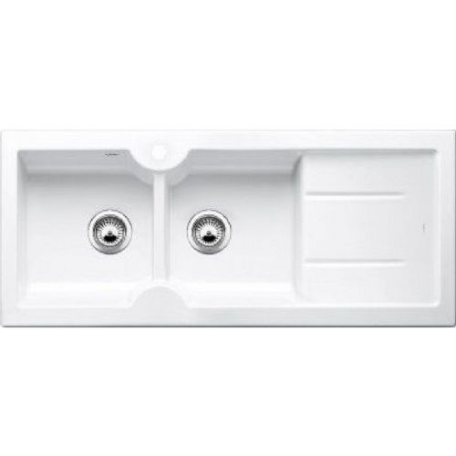Blanco Idessa 8 S Inset Ceramic Kitchen Sink